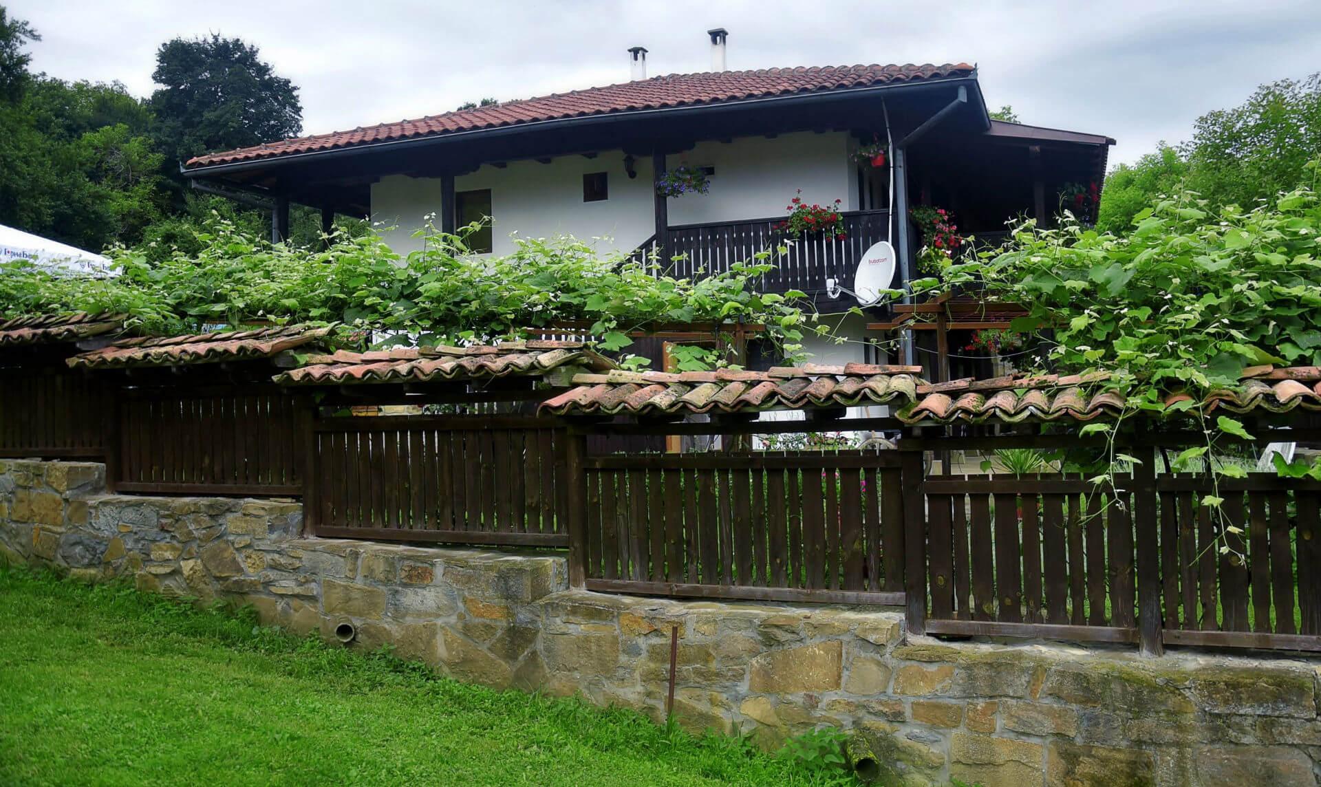 Пъргавеловите къщи